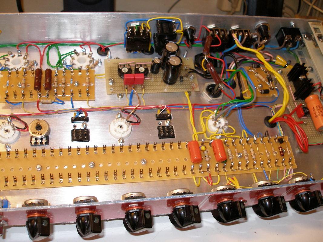 T Jam 45 Guitar Amp Mbse Web Wiring Power Amplifier
