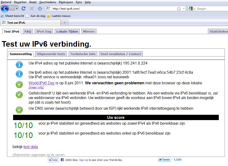 how to use ipv6 in aus
