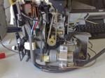 Bolex 102 MTC with a DC motor