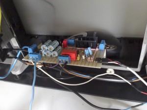 Telecine electronics