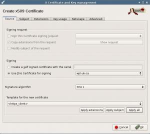 OpenVPN client source